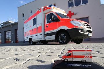 krankenwagen angebote im kindergarten